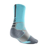 The Nike Hyper Elite Crew Basketball Socks.
