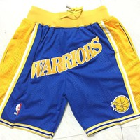 NBA Golden State Warriors Just Don Shorts - Best Deal Online