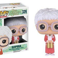 Funko Pop TV: Golden Girls - Sophia Vinyl Figure