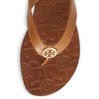 TUMBLED LEATHER THORA SANDAL