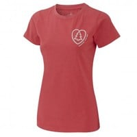 Love Womens Pink Blush T Shirt - Outdoor Clothing, Waterproof jackets and fleeces -TOG24
