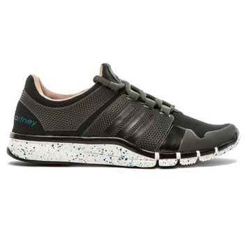 adidas by Stella McCartney CC Adipure Studio Shoes in Black