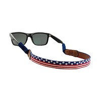 Old Glory Needlepoint Sunglass Straps by Smathers & Branson