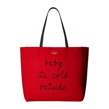 Kate Spade New York Post Drive Baby Its Cold Hallie