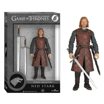 GAME OF THRONES NED STARK LEGACY COLLECT