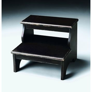 Melrose Brushed Sable Step Stool by Butler Specialty Company 1922005