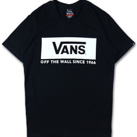 VANS Women Simple T-shirt
