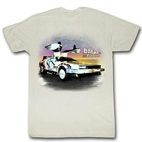 Been Back Back To The Future Tee Shirt