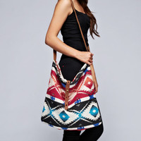 Californication Love Stitch Crossbody Bag