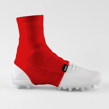 Hue Red Spats / Cleat Covers