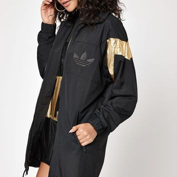 adidas Archive Long Track Jacket at PacSun.com