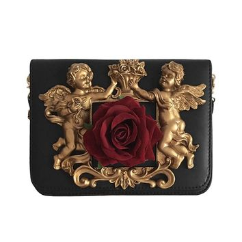ANGELS OF LOVE 3D CLUTCH