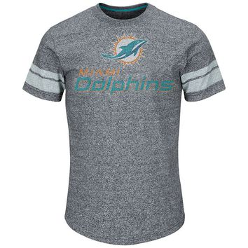 Majestic Miami Dolphins Past the Limit Tee