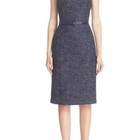 Michael Kors Wool Jacquard Dress | Nordstrom