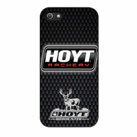 Hoyt Archery Get Seriousget Hoyt Bowhunter iPhone 5s Case