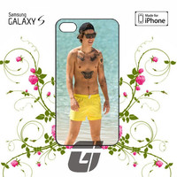 Harry Styles yellow shorts Design for iphone, ipod touch and samsung galaxy case