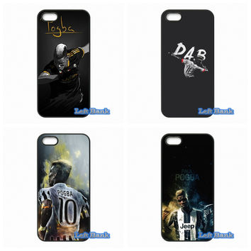 Paul Pogba Hard Phone Case Cover For Apple iPod Touch 4 5 6 iPhone 4 4S 5 5S 5C SE 6 6S Plus 4.7 5.5
