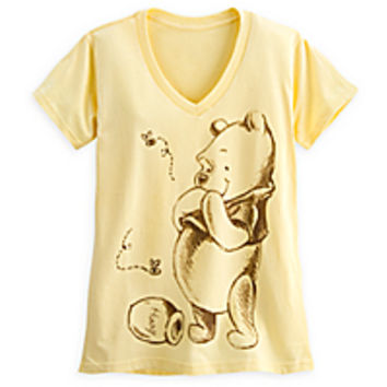 Winnie the Pooh Tee for Women from DISNEY STORE  4a8a846d9a