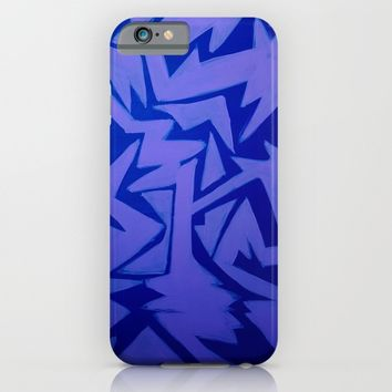 Electric Pop iPhone & iPod Case by Ducky B