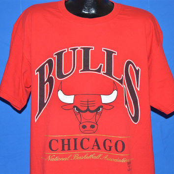 90s Chicago Bulls Jordan Era t-shirt Extra-Large