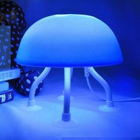 Jellyfish Two Color LED Lamp
