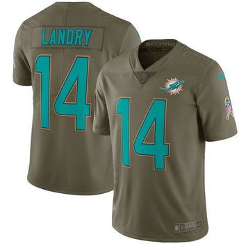Men's Miami Dolphins Ryan Tannehill Nike White Limited Jersey
