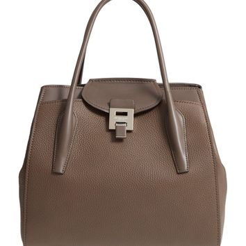 Michael Kors Large Barncroft Leather Convertible Satchel | Nordstrom