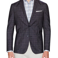 Air Patch Pocket Wool Blazer