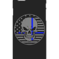 Thin Blue Line iPhone 6 Cell Phone Case thinbluelinecell