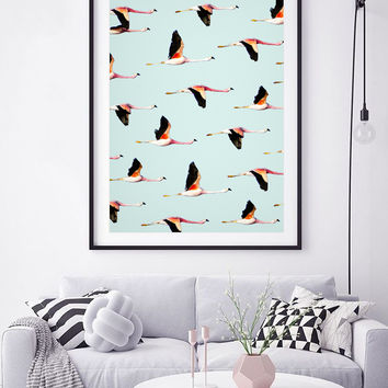Migration #society6 #decor #buyart by 83 Oranges™