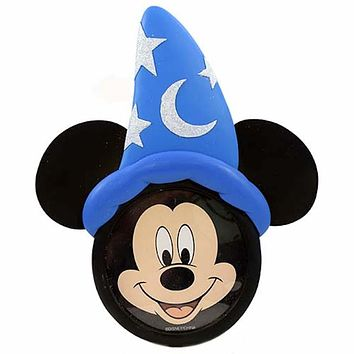 disney parks mickey mouse icon sorcerer picture frame new