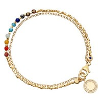 Women's Astley Clarke 'Biography - Cosmos' Bracelet - Gold/ Multi