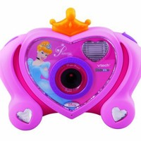 V Tech Disney's Princess Digital Camera