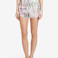 Crystal droplets shorts - Nude Pink | Swimwear & Beachwear | Ted Baker