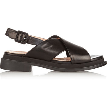 Robert Clergerie - Caliente leather sandals