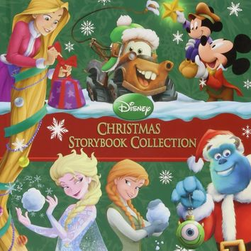Disney Christmas Storybook Collection Disney Storybook Collections 3