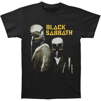 Black Sabbath Men's  Never Say Die T-shirt Black Rockabilia
