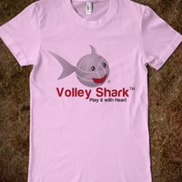 VOLLEYSHARK VOLLEYBALL PINK JRS SIZED
