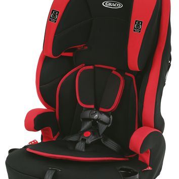 Graco Wayz 3-in-1 Harness Booster Car Seat, Gordon