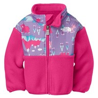 The North Face 'Denali' Jacket (Baby Girls) | Nordstrom