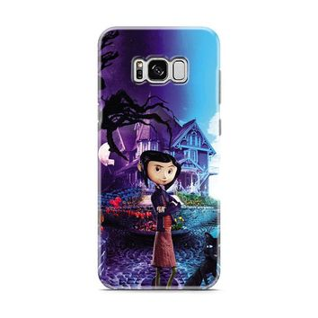 Coraline Cover Movie Samsung Galaxy S8 | Galaxy S8 Plus Case