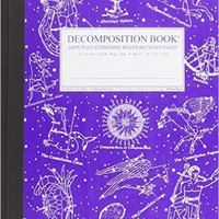 Decomposition Book: Celestial Large Ruled