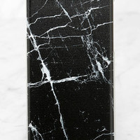 Casetify Black Marble iPhone 6 Case