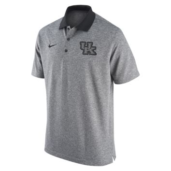 Nike College Gridiron Grey (Kentucky) Men's Polo Shirt