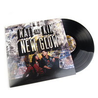 Matt & Kim: New Glow Vinyl LP