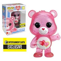 POP! Tv: Care Bears Glitter Love-A-Lot Bear EE Exclusive