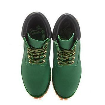 Timberland Icon 6-inch Premium Classic green Waterproof Boots