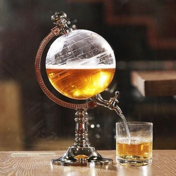 Globe Liquor Dispenser