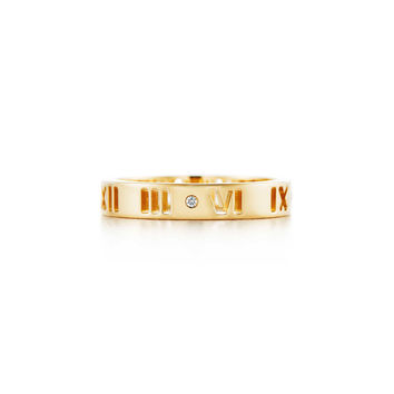 Tiffany & Co. - Atlas®:Pierced Ring