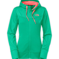 The North Face Women's Shirts & Tops Hoodies WOMEN'S SUPREMA FULL ZIP HOODIE